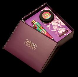 Tropical island gift box