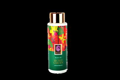 Body oil Secret garden