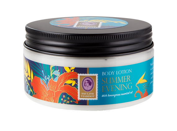 Body  lotion Summer evening