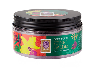 Body scrub Secret garden