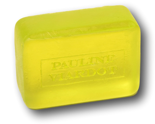Lemon of Menton soap bar
