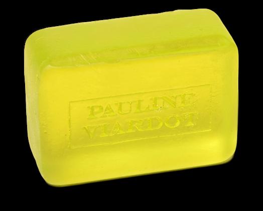 Lemon of Menton soap bar