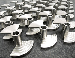 303 STAINLESS STEEL MILLING