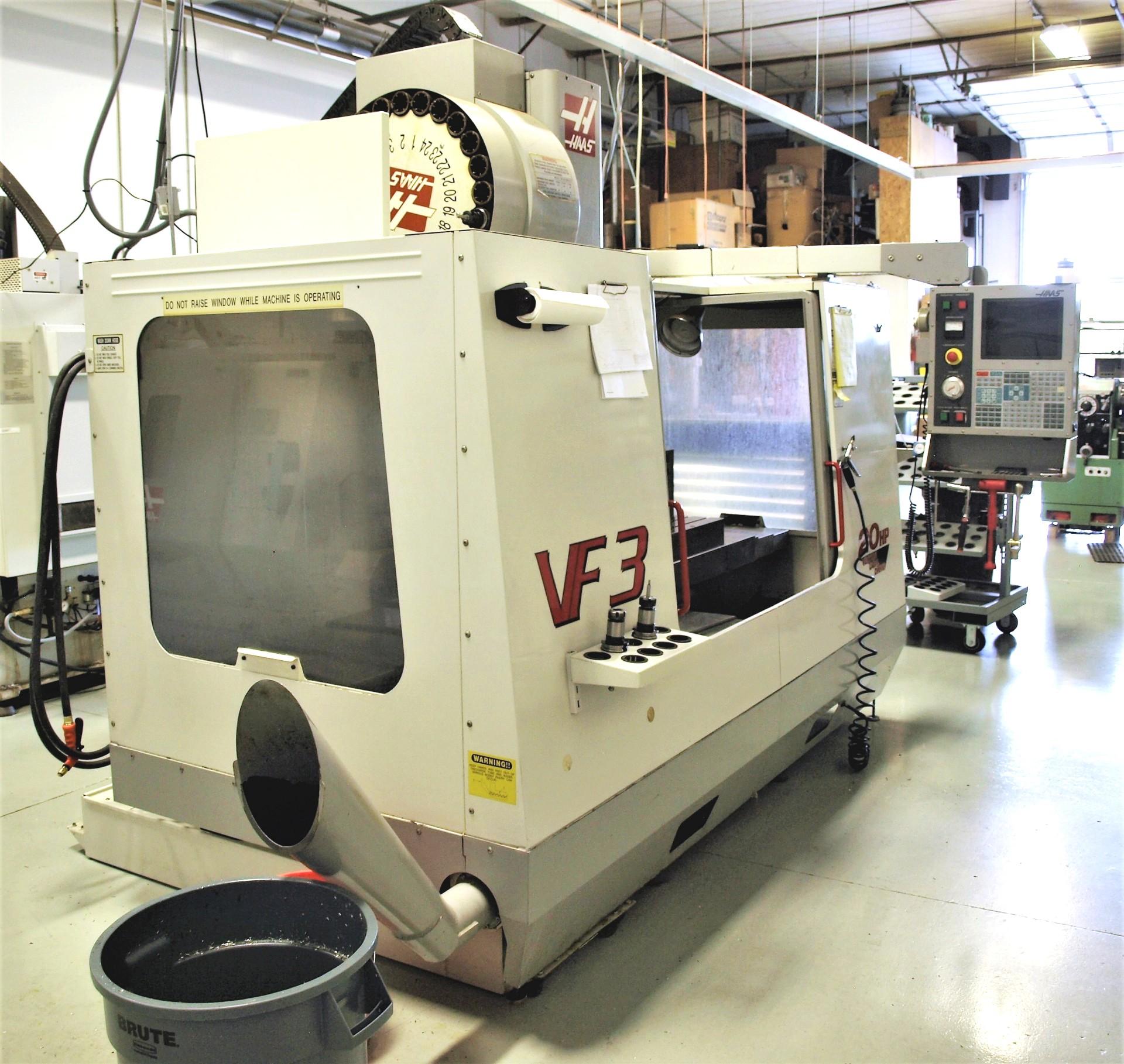 Haas VF 3