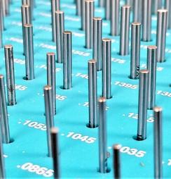gauge pins