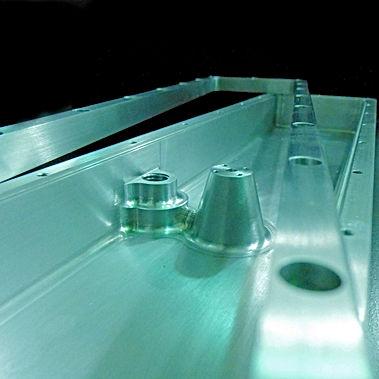 6061: CNC Milling, Precision