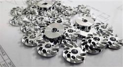 Short Run Production aluminum components