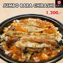 #Jumbo Bara Chirashi