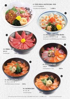 Chirashi Sushi 3/3