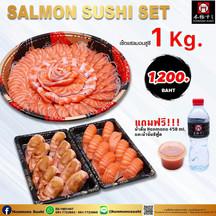 Salmon 1KG Big Set