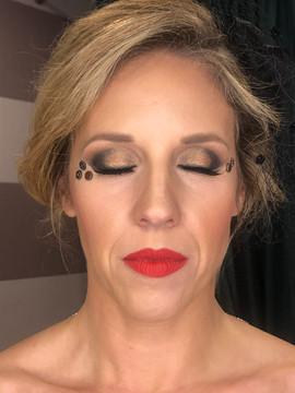 Makeup: Jessica Cuthbertson
