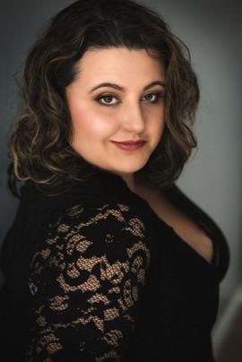 Makeup : Jessica Cuthbertson Image: Portrait by Larissa
