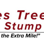 Miles Tree and Stump Logo