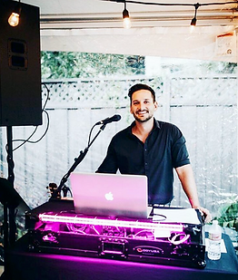 Musician DJ Marcus Cappellazzo