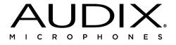 Audix microphones