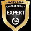 ISA-IEC 62443 Cybersecurity Expert (Badg