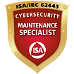 ISA-IEC 62443 Cybersecurity Maintenance