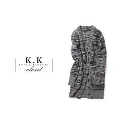 LONG CARDIGAN@K.K closet