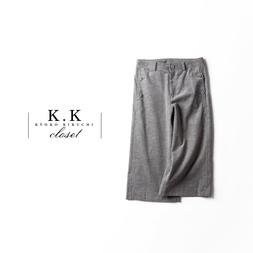 CORDUROY GAUCHO@K.K closet