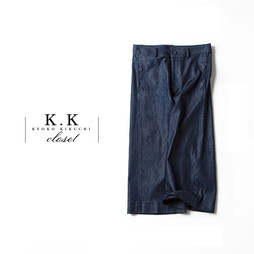 K.K closetにて販売スタート