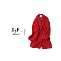 OVERSIZED COCOON COAT@K.K closet