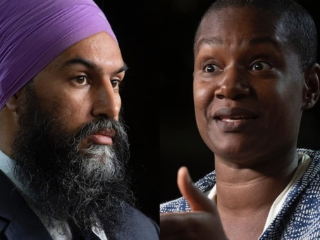 News Alert: Some federal Greens and New Democrats are pushing for a temporary alliance to get PR