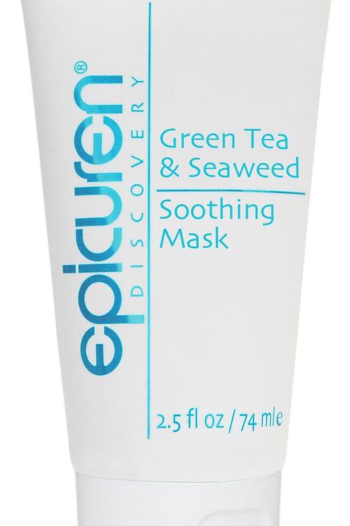 Green Tea & Seaweed Mask