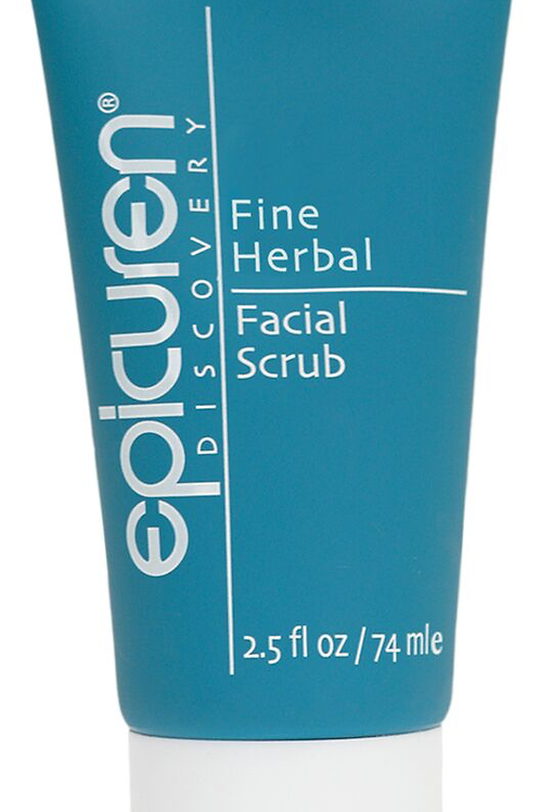 Fine Herbal Scrub