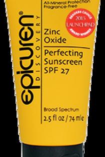 Zinc Oxide Perfecting Sunscreen SPF 27