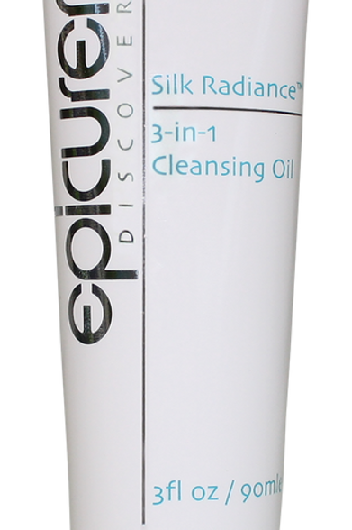 Silk Radiance 3-in-1 Cleansing Oil