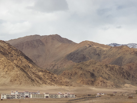 Leh Satellite Campus Kashmir University