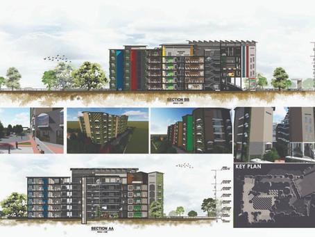 Redesigning of Vidya Niketan School at Dombivli, India