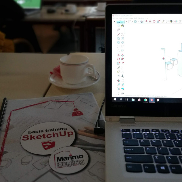 Training SketchUp