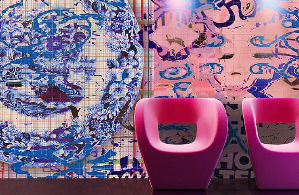 Pink-Delft