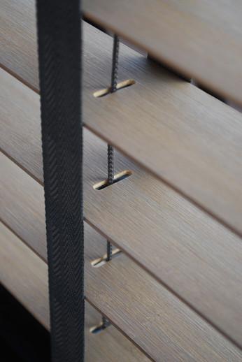 Bamboe jaloezie