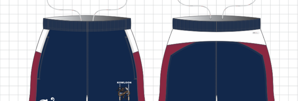 Kowloon 2019/20 Leisure shorts