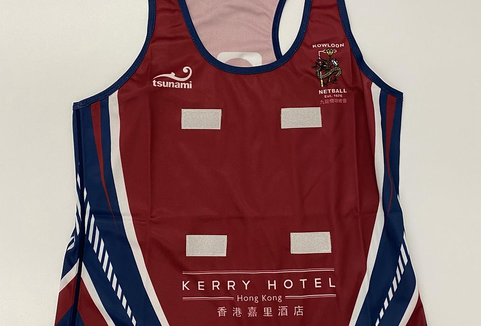 Kowloon Netball 2019/20 vest