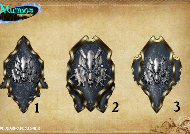 Concept para escudos