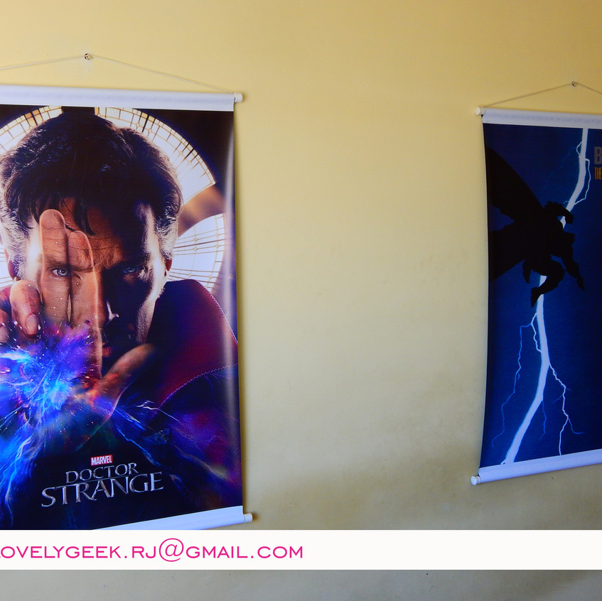 Banners e poster