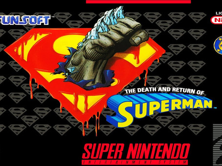 Telejogo- The Death and Return of Superman