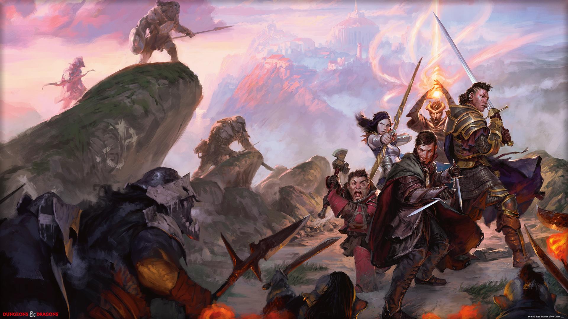 dungeons--dragons