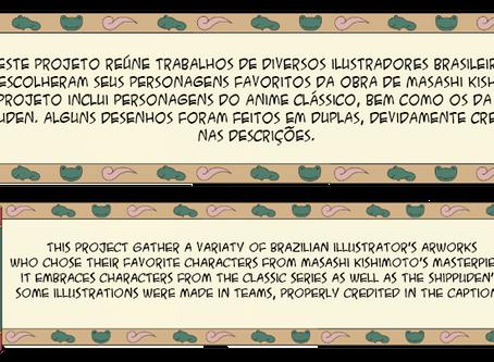 NARUTO - illustration Collaborative Project