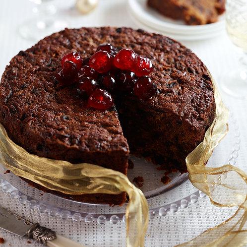 Jamaican Vegan/Gluten Free Rum Soaked Black Cake