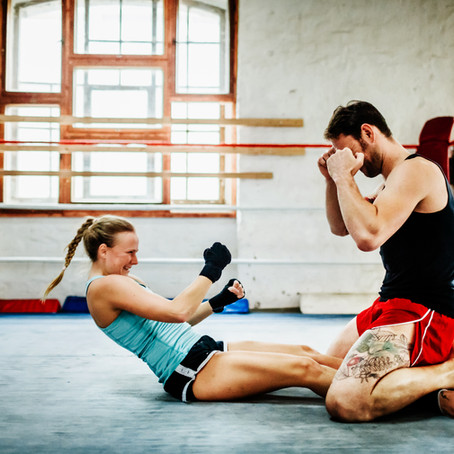 Learn More About Padwork/Boxing Fitness
