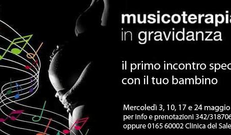 LABORATORIO ESPRESSIVO MUSICALE in GRAVIDANZA
