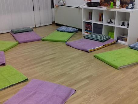 Nuovo corso di Massaggio Infantile