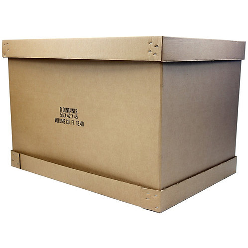 D Container Box