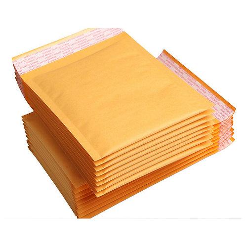 Kraft Bubble Mailers - Padded Envelopes