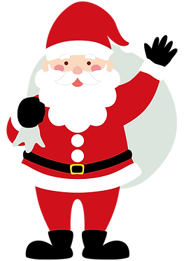 —Pngtree—celebrate christmas santa claus