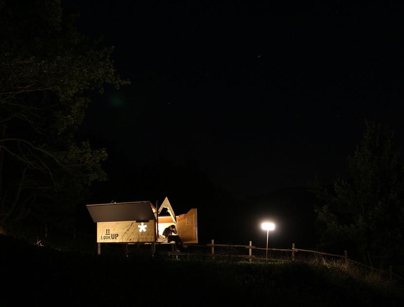 modulo Glamping StarsBOX a Selucente